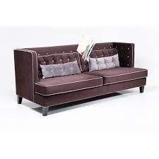Sofa Denver Velvet Seater Cm KARE Design - Denver sofa