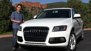 Audi Q5 55 000 Mile Service - 2014 audi q5 review youtube