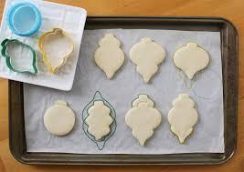 retro ornament cookies klickitat