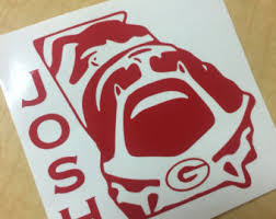 uga alumni sticker uga sticker etsy