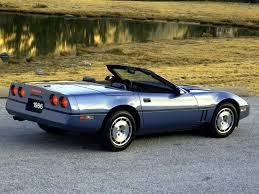 corvette z4 chevrolet corvette 5 7 1989 auto images and specification