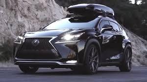 lexus nx accessories vossen vfs 1 wheels on lexus nx 200t u201coutdoor off road flavor u201d on