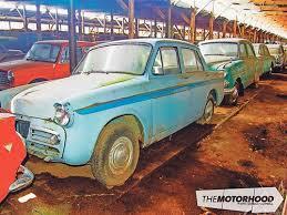 Vintage Cars Found In Barn In Portugal 200 Car Kiwi Barn Find Ccfs Uk