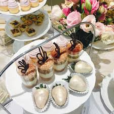 high tea parties and catering melbourne