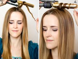 best size curling iron for medium length hair hair and make up by steph how to the boho wave