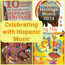 crafty moms share hispanic heritage month celebrating with music