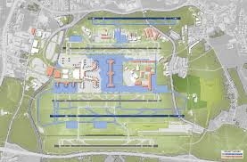 Map Of Charlotte Airport Master Planning U0026 Strategy Landrum U0026 Brown Master Planning