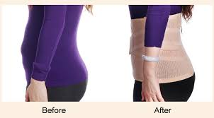 belly wrap 30 40 yoyo postpartum girdle before and after