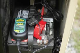 fet tricks substitue battery charger for generac generator