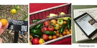 how to digitally plan u0026 organize your vegetable garden plants map