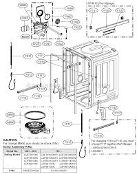 5215ed3001b lg dishwasher drain hose buy online intended for lg