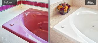 Bathtub Reconditioning Refinished Bathtubs Countertops Resurfaced Tile Reglazing