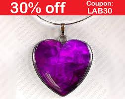 purple heart necklace images Purple heart pendant purple heart necklace heart pendant jpg