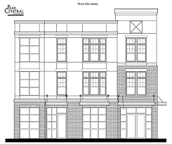 mixed use infill proposed for prominent vacant lot in the grove 4475 chouteau at taylor the grove 2