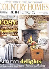 country homes magazine home design