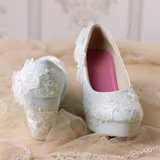 wedding shoes jakarta sepatu wedges brukat primrose biru size 36 41 harga 708000 sku sd033 sepatu lukis sepatu high heels wedges diamonds wedding 2 jpg