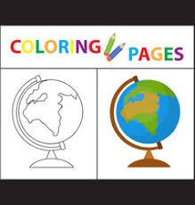globe u0026 sketch vector images over 2 100