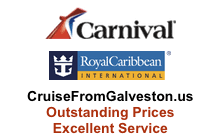 thanksgiving cruises from galveston