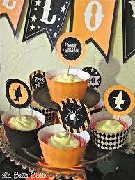 halloween tableware bewitching halloween party another take frog prince paperie