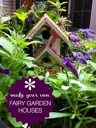 fine motor activities make your own fairy garden houses the