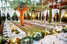 santa fe wedding venues sowell estate rancho santa fe rustic and outdoor wedding