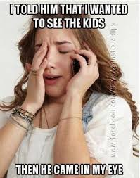 Kids Meme - i told him that i wanted to see the kids meme