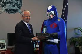 Cobra Commander Meme - g i joe villain cobra commander takes over american city with