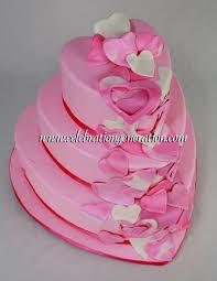 Heart Wedding Cake Funky Wedding Cakes Celebration Generation Food Life Kitties