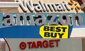 can you buy target black friday items online which return policy is best amazon vs walmart vs best buy vs