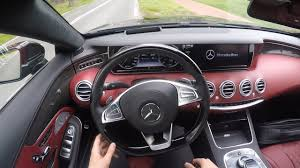 mercedes amg s500 2017 mercedes s500 amg covertible review drive acceleration