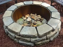 Fire Pit Liner by Fire Pit Ultimate Steel Drum Fire Pit Design Homemade