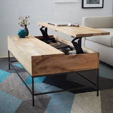 rustic storage coffee table lift top charming and homely rustic