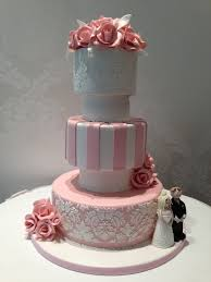 wedding cakes page 25 wedding cake with soft pink frills wedding