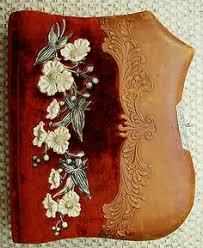 Antique Photo Album Antique Photo Album 1800 Antique Victorian Celluloid Photo Album