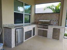 kitchens backsplash creative outdoor kitchens backsplash creative outdoor kitchens