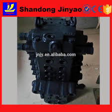 excavator main valve hydraulic control valve for pc56 7 pc60 7