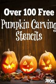 finding the right design and printable pumpkin carving pattern can