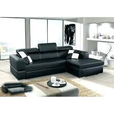 canape noir conforama beau canape cuir noir conforama idées de décoration