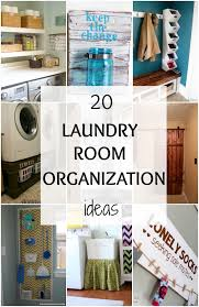 Utility Room Organization 20 Laundry Room Organization Ideas Hacks A Blissful Nest