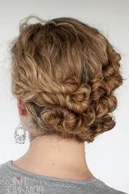 Hochsteckfrisurenen Mittellange Haar Mit Locken by Hochsteckfrisuren Mit Locken Mittellanges Haar 2017