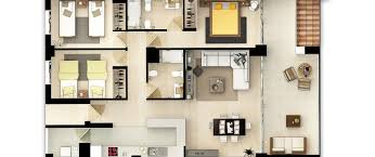 apartments with 3 bedrooms apartments and townhouses villajoyosa costa blanca