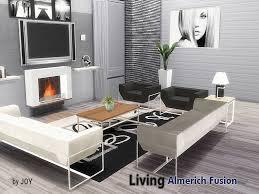 modern livingroom sets a modern living room set found in tsr category sims downloads on