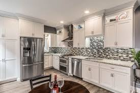kitchen remodel with white cabinets kitchen renovation in lancaster all renovation design