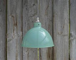 pendant lamp shade handmade in recycled pallet wood small