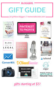 2016 bloggers gift guide blogging gift and top blogs