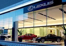 lexus of nashville work is in progress at lexus of nashville dealership