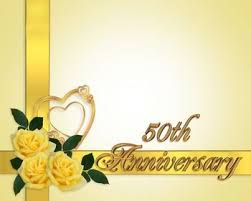 50 year wedding anniversary 50 year celebration service clipart collection