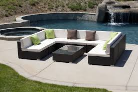 Decorations Outdoor Sectional Furniture Home Design By Fuller - Outdoor sectional sofas