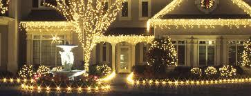 professional christmas lights professional christmas decor installation shining nights new