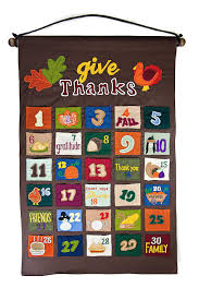 thanksgiving month amazon com thanksgiving advent calendar by my growing season